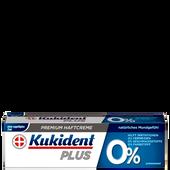 Bild: Kukident plus 0% Haftcreme
