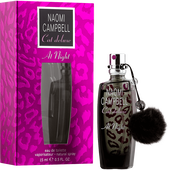 Bild: Naomi Campbell Cat deluxe at night EDT