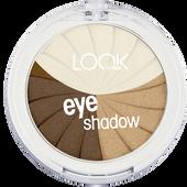 Bild: LOOK BY BIPA Eye Shadow Trio desert brown (11)