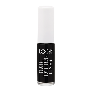 Bild: LOOK BY BIPA Nail Tattoo Liner black