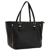 Bild: LOOK BY BIPA Shopper 2er Zipper