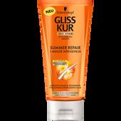 Bild: Schwarzkopf GLISS KUR Summer Repair Intensivkur