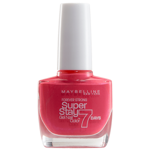 Bild: MAYBELLINE Superstay 7 Days Nagellack flamingo pink