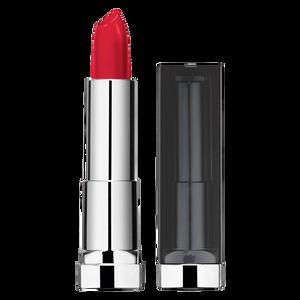 Bild: MAYBELLINE Color Sensational Creamy Mattes Lippenstift siren in scarlet