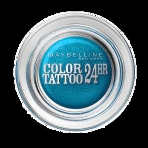 Bild: MAYBELLINE Eye Studio Color Tattoo Lidschatten turquoise forever