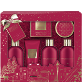 Bild: Baylis & Harding Midnight Fig & Pomegranate Tray Geschenkset