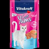 Bild: Vitakraft Cat Yums Lachs
