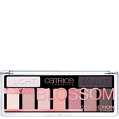 Bild: Catrice The Nude Blossom Collection Eyeshadow Palette
