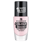 Bild: essence Colour Boost High Pigment Nagellack instant friendship