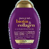 Bild: Organix Biotin & Collagen Conditioner