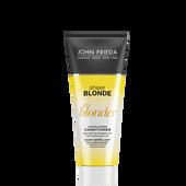 Bild: JOHN FRIEDA Sheer Blonde Go Blonder aufhellender Conditioner mini