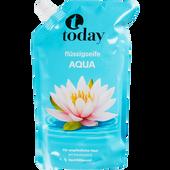 Bild: today Flüssigseife Aqua Nachfüllung