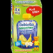 Bild: Bebivita Bärenstark Birne-Banane-Blaubeere