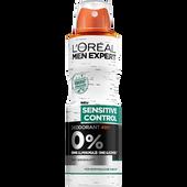 Bild: L'ORÉAL PARIS MEN EXPERT Hydra Sensitive Deo Spray