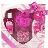 Bild: Beauty Bath Rose Light Line Geschenkset