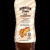 Bild: Hawaiian Tropic Silk Hydration Protective Sun Lotion LSF 30