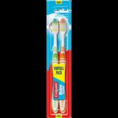 Bild: Colgate Zahnbürste extra clean