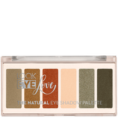 Bild: LOOK BY BIPA Eye Love Shadow Palette 10 the natural