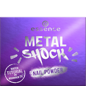Bild: essence Metal Shock Nail Powder me and my unicorn