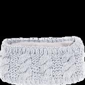 Bild: LOOK BY BIPA Stirnband mit Zopfmuster