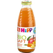 Bild: HiPP Bio-Saft Früchte-Karotte