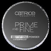 Bild: Catrice Prime And Fine Mattifying Powder Waterproof