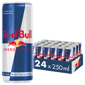 Bild: Red Bull Energydrink