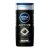 Bild: NIVEA MEN Active Clean Pflegedusche