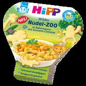 Bild: HiPP Nudelzoo in Rahmsauce mit Gemüse