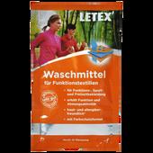 Bild: LETEX Waschmittel für Funktionstextilien
