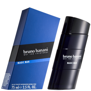 Bild: bruno banani Magic Man EDT 75ml