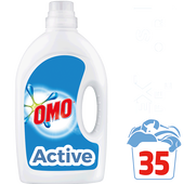 Bild: OMO Active Flüssigwaschmittel