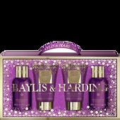 Bild: Baylis & Harding Baylis & Harding Set 4 teilig lila