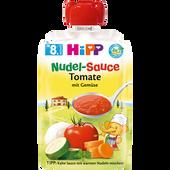Bild: HiPP Nudel-Sauce Tomate mit Gemüse