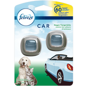 Bild: Febreze Car gegen Tiergerüche Duo