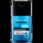 Bild: L'ORÉAL PARIS MEN EXPERT Hydro Power Mountain Water After-Shave Lotion