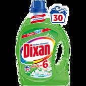 Bild: Dixan Power-Gel Aktiv-Enzym 6 Blüten Frische