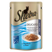 Bild: Sheba Sheba Delicato mit Thunfisch