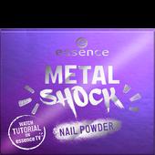 Bild: essence Metal Shock Nail Powder me and my unicorn