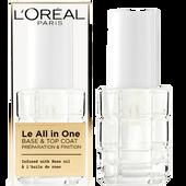 Bild: L'ORÉAL PARIS Manicure á l`huile All in one Base & Top Coat