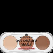 Bild: essence Get Picture Ready! Contouring Palette