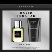 Bild: David Beckham Instinct Geschenkset