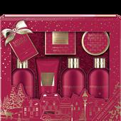 Bild: Baylis & Harding Midnight Fig & Pomegranate Tray Geschenkset