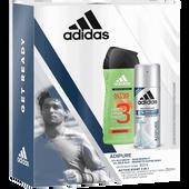 Bild: adidas Adipure + Active Start Pflegeset
