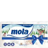 Bild: mola Toilettenpapier mit Duft