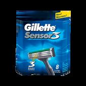 Bild: Gillette Sensor 3 Klingen
