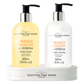 Bild: Scottish Fine Soaps Handcare Set Orange Blossom