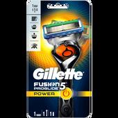 Bild: Gillette Fusion ProGlide Flexball Power Rasierer