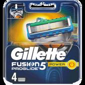 Bild: Gillette Fusion Pro Glide Power Klingen