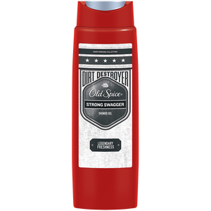 Bild: Old Spice Strong Swagger Shower Gel